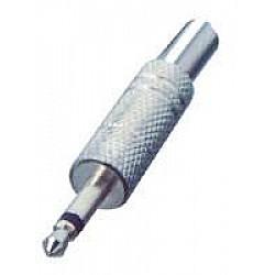 M-cables Konektor Jack 3,5 mm mono, kovový, CR