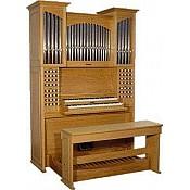 Digitálne kostolné organy