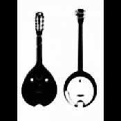 Ostatné struny: mandolína, banjo ...