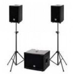 PA + DJ
