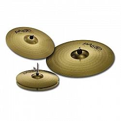 Paiste 101 Brass 014Universal Set  - činelový set
