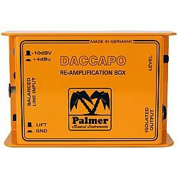 Palmer DACCAPO - Reamplifikačný box
