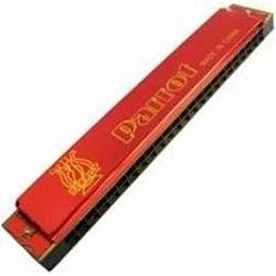 Parrot HD 24-1-D - Harmonika, 24 otvorov, D