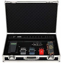 Rockcase RC 23120B/230V Flight Case na efektové pedále