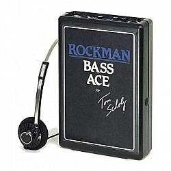 Rockman Bass Ace - Basgitarový slúchadlový zosilňovač