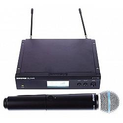 Shure BLX24R/Beta58 - bezdrôtový vokálny set