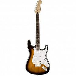 Fender Squier Bullet® Strat® with Tremolo Brown Sunburst