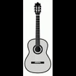 Struny pre klasické gitary (nylónové)