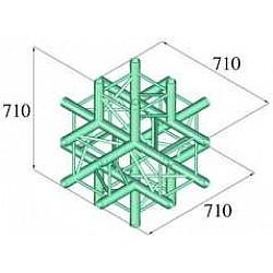TAF TQ4 - 29 - 61 6-Stranný prvok