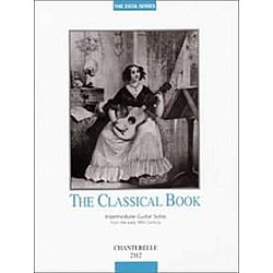 The Classical Book - Intermediate Guitar Solos from the early 19th Century