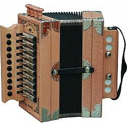 Weltmeister Deutsche harmonika - Akordeón, clasic