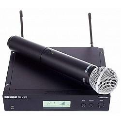Shure BLX24R/SM58 - bezdrôtový vokálny set