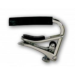 Shubb C1 - Kapodaster pre steel+western gitaru, nikel