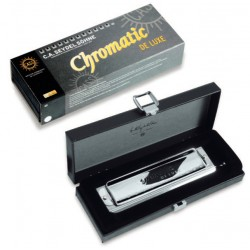 C.A. SEYDEL SÖHNE DE LUXE  - Chromatická ústna harmonika