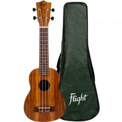 Flight NUS200NA - sopránové ukulele
