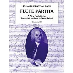 Bach, Johann Sebastian - Flute Partita BWV 1013