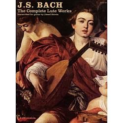 Bach, Johann Sebastian - The Complete Lute Works