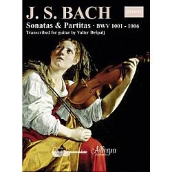 Bach, Johann Sebastian -  Sonatas & Partitas BWV 1001-1006