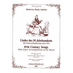 Beethoven, Haydn, Schubert - Lieder des 19. Jahrhunderts