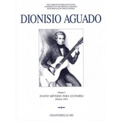 Aguado, Dionisio - The Complete Works for Guitar Vol. 2