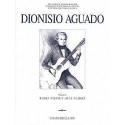 Aguado, Dionisio - Works without opus number Vol. 4