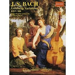 Bach, Johann Sebastian - Goldberg Variations BWV 988