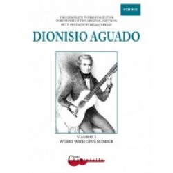 Aguado, Dionisio - Works with opus number Vol. 3