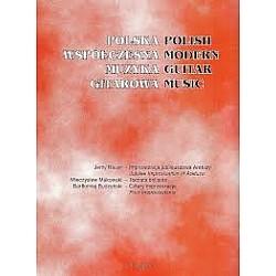 Polish Modern Guitar Music - B.Budzynski, M.Makowski, J.Bauer