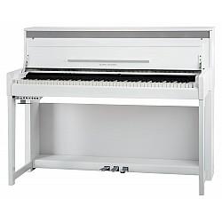 Classic Cantabile UP-1 WM - digitálne pianíno, biely mat