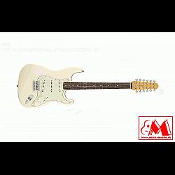 Fender Japan Traditional Stratocaster XII - 12-strunová gitara