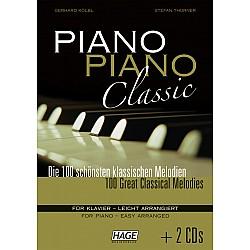 Hage Piano Piano Classic ( s 2 CD )