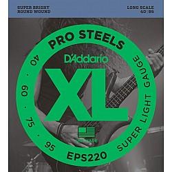 D´Addario EPS220 Prosteels struny na basgitaru 40/95
