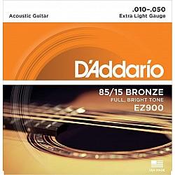 D´Addario EZ900 - Struny pre akustickú gitaru, 010/ 050