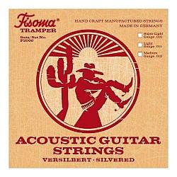 Fisoma Tramper - struny na akustickú gitaru - Light 011 / 047