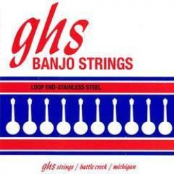 GHS Banjo struny - Tenor Light 210
