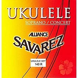 Savarez 140 R - Struny pre sopránové ukulele
