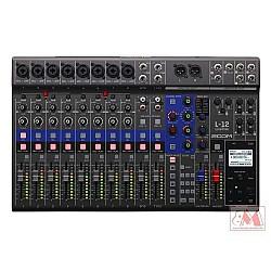 ZOOM LiveTrak L-12 - mixážny pult