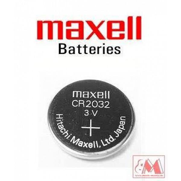 Maxell CR2032 3V - lítiová batéria