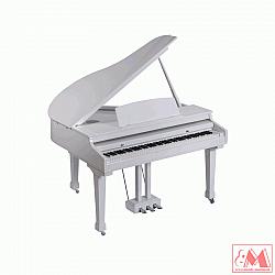 Orla Grand Pianos - Grand 500 White Polish - digitálne krídlo