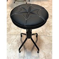 M-Stands - Otočná stolička ku klavíru, vysoká